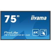 "75"" Сенсорный монитор IIYAMA ProLite TE7568MIS-B1AG"