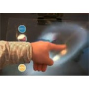 Воздушный 3D-дисплей от Intel для терминалов и информационных киосков