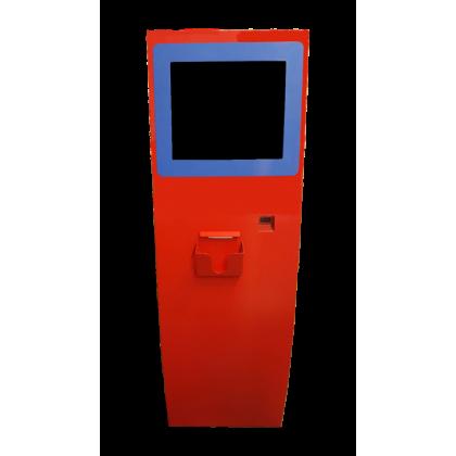 Промышленный терминал с термотрансферным принтером