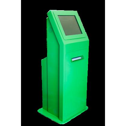 Сенсорный киоск с лазерным принтером А4