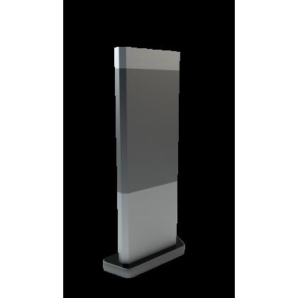 Антивандальный киоск уличного исполнения, с ударопрочным сенсорным экраном 42 дюйма