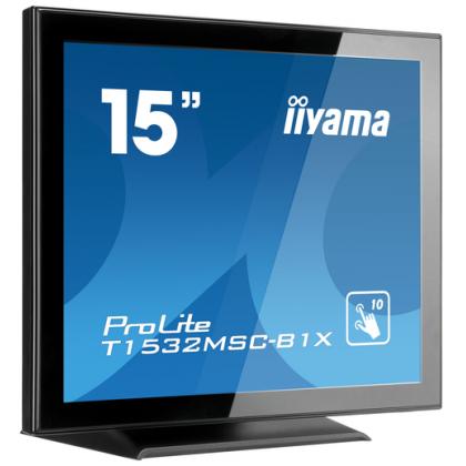 Сенсорный монитор IIYAMA ProLite T1532MSC-B1X