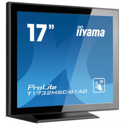 Сенсорный монитор IIYAMA ProLite T1732MSC-B1AG