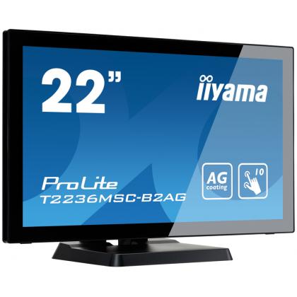 Сенсорный монитор IIYAMA ProLite T2236MSC-B2AG