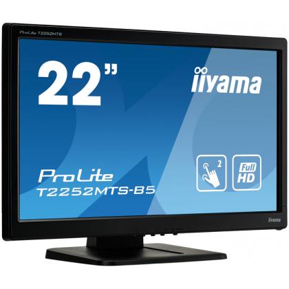 Сенсорный монитор IIYAMA ProLite T2252MTS-B5