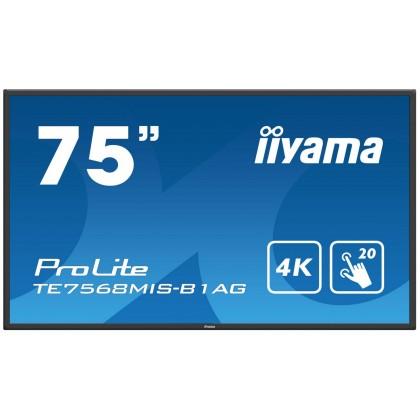 Сенсорный монитор IIYAMA ProLite TE7568MIS-B1AG