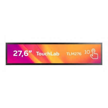 Вытянутый сенсорный монитор 27,6 дюймов