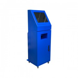 """19"""" Сенсорный терминал с принтером А4 500 листов"""