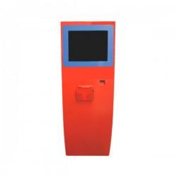 """17"""" Промышленный терминал с термотрансферным принтером"""