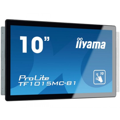 Сенсорный монитор IIYAMA ProLite TF1015MC-B1