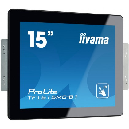 "15"" Сенсорный монитор IIYAMA ProLite TF1515MC-B1"