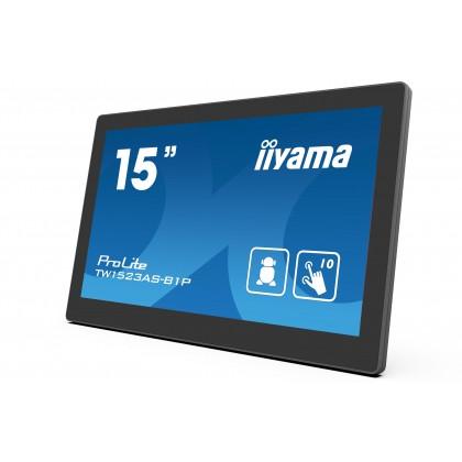 Сенсорный монитор IIYAMA ProLite TW1523AS-B1P